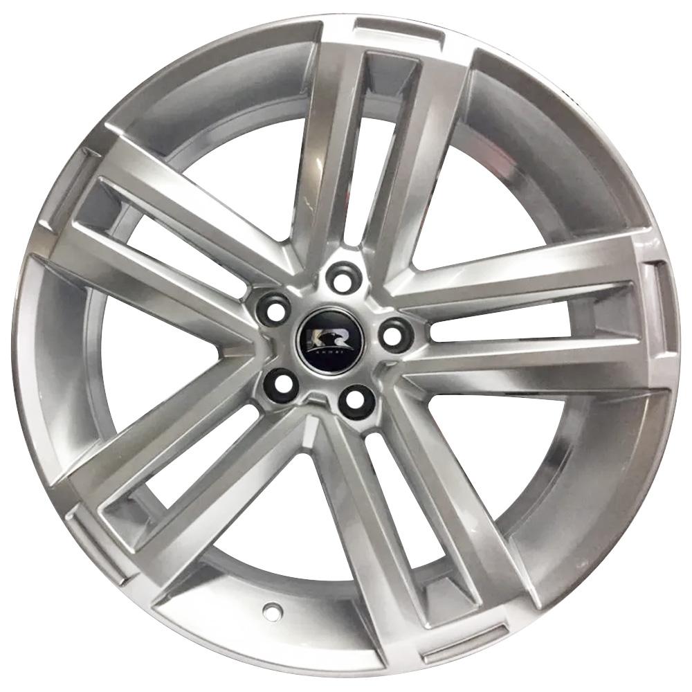 Jogo De Rodas VW Amarok 2015 Aro 22 5x120 Tala 9 R69 SS