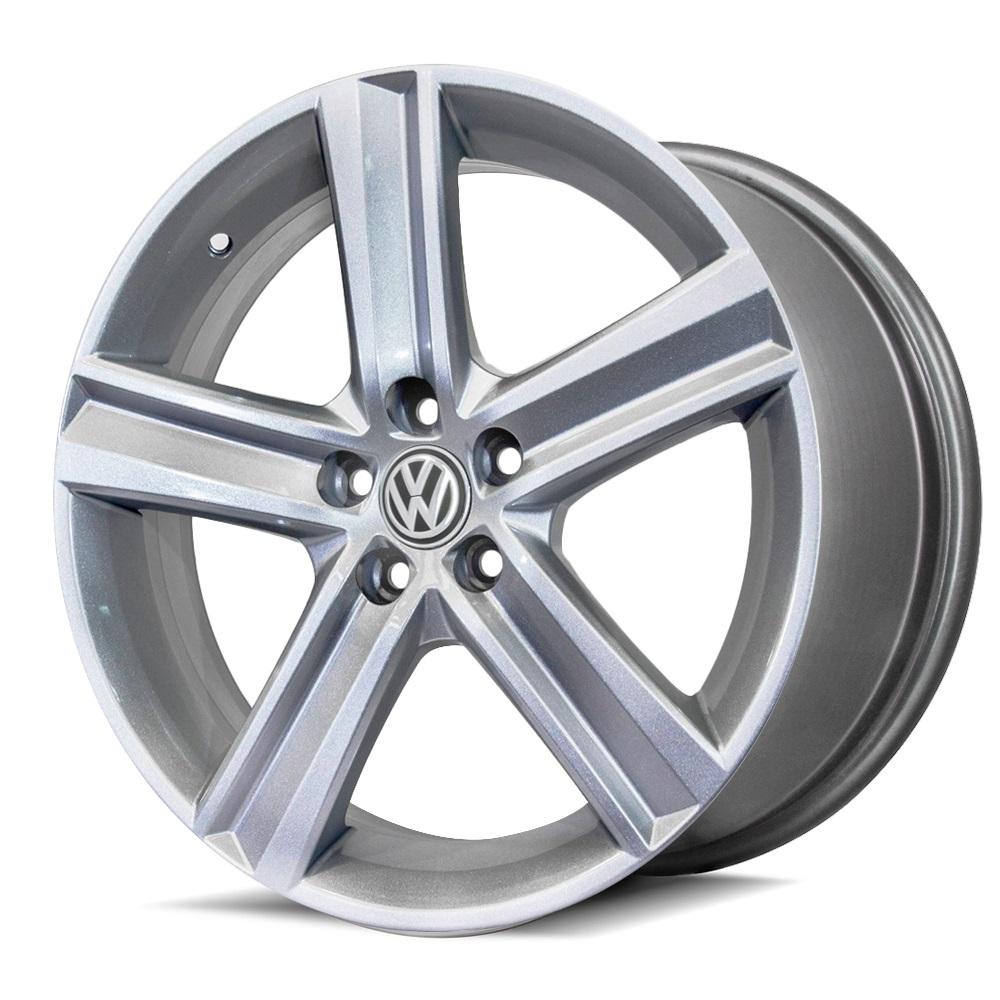 Jogo De Rodas VW Fox 2015 Aro 15 5x100 Tala 6 R65 SS