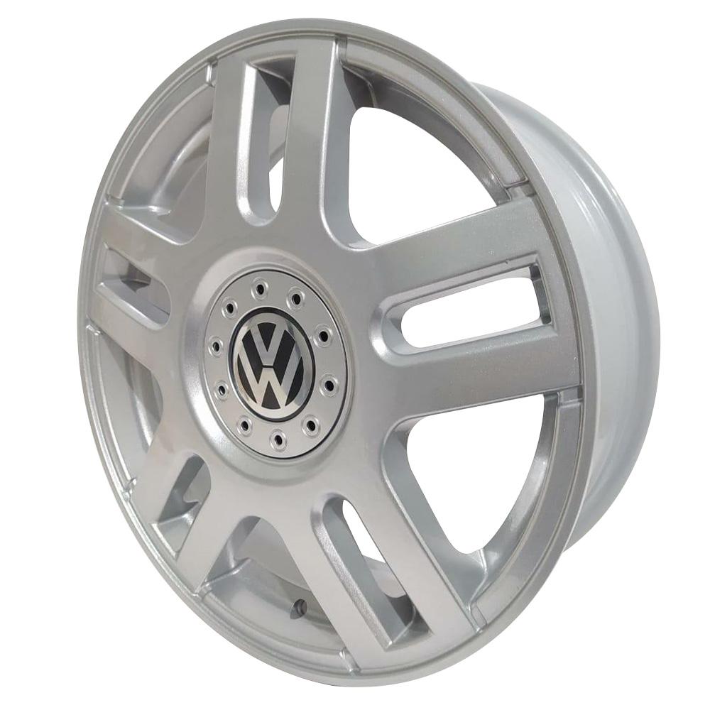 Jogo De Rodas VW Passat VR6 Aro 17x7,0 4x100 BRW 0580 SD