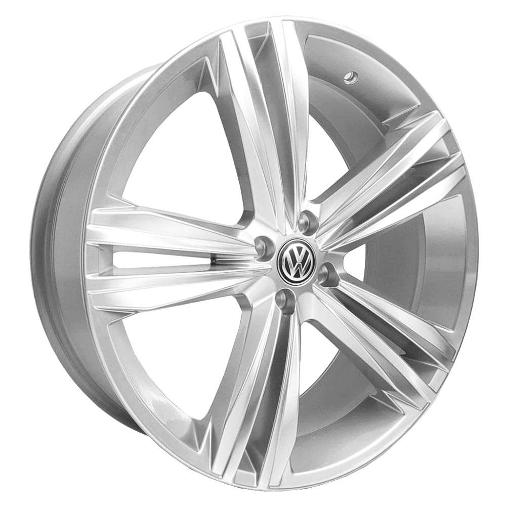 Jogo De Rodas VW Tiguan Aro 17 4x100 Tala 7 S18 HG