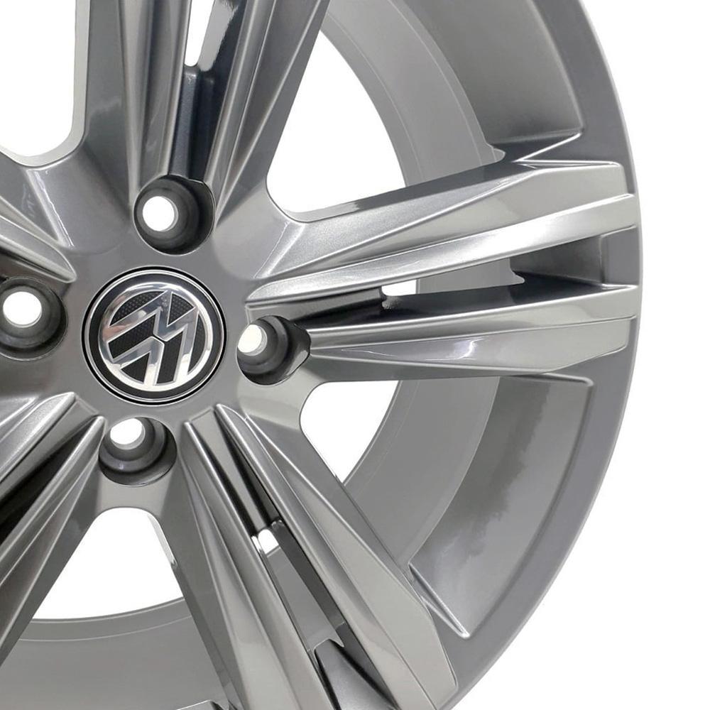 Jogo De Rodas VW Tiguan Aro 18 4x100 Tala 7 S18 GF