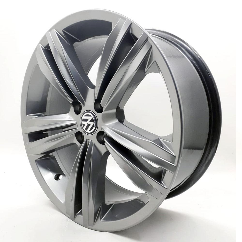 Jogo De Rodas VW Tiguan Aro 20 4x100 Tala 7,5 S18 GB