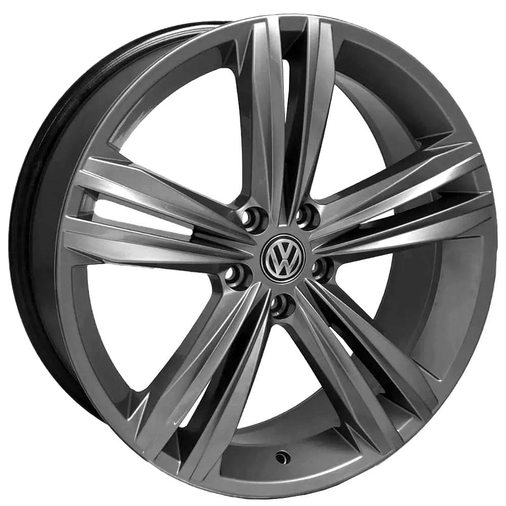 Jogo De Rodas VW Tiguan Aro 20 5x100 Tala 7,5 S18 GF