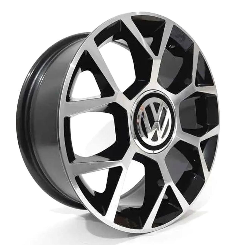 Jogo de Rodas VW UP GTI Aro 15 4x100 BRW 970 BD