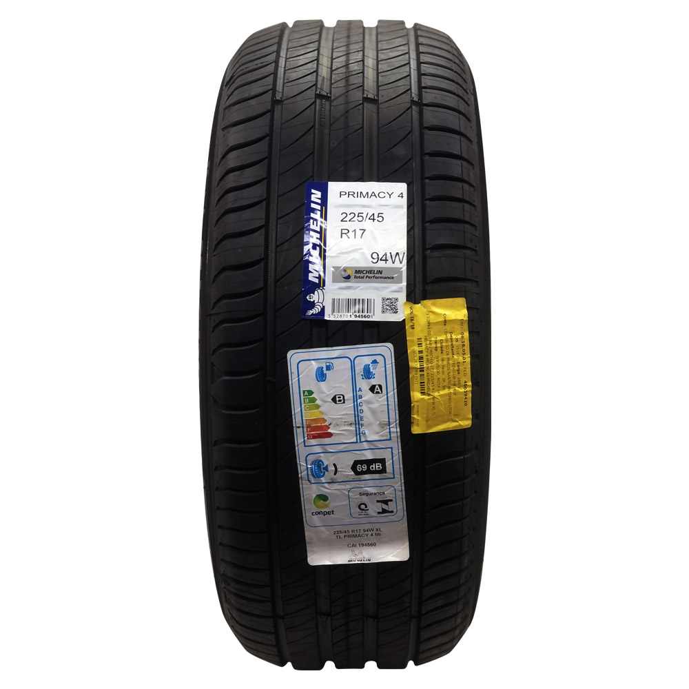 Kit 2 Pneus Michelin Aro 17 225/45 R17 94W XL TL Primack 4