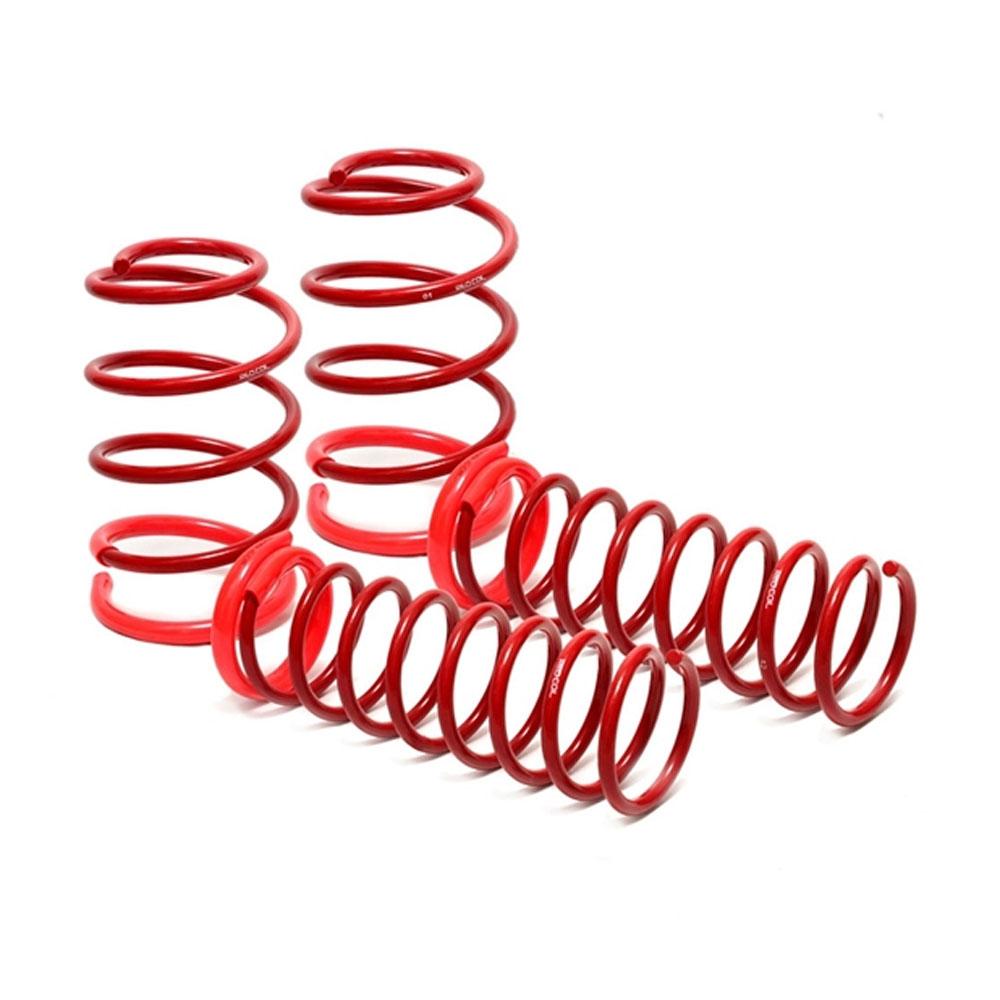 Molas Esportivas Red Coil Ford New Fiesta Até 2013 RC202