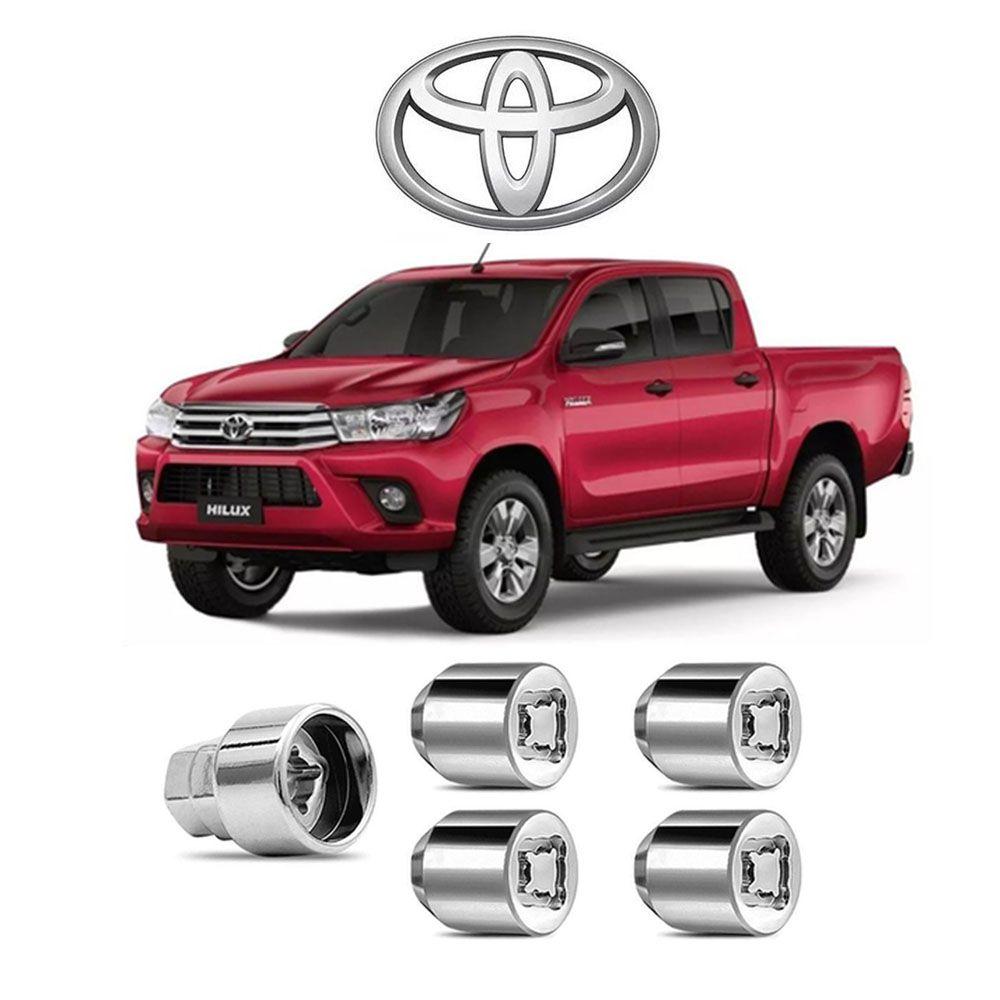 Parafuso Trava Antifurto para Rodas Toyota