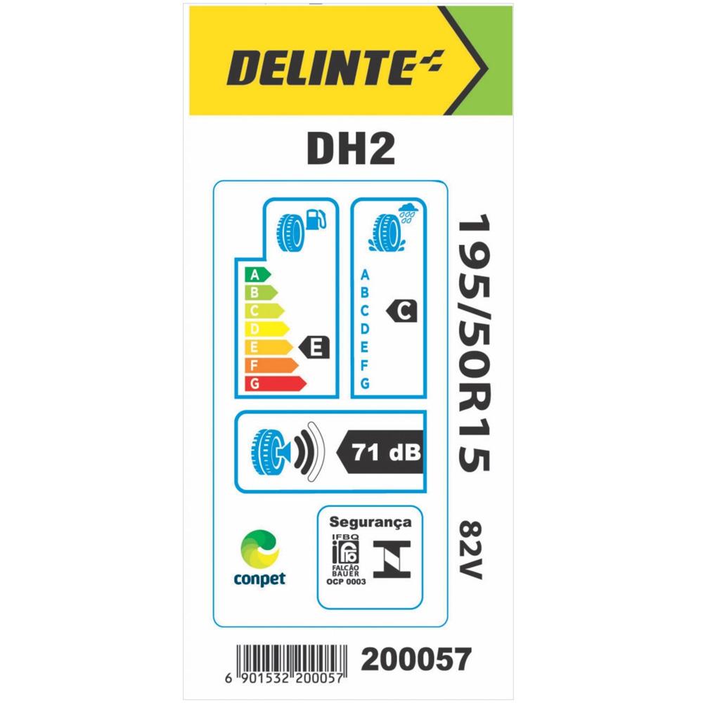Pneu Delinte Aro 15 195/50 R15 82V DH2