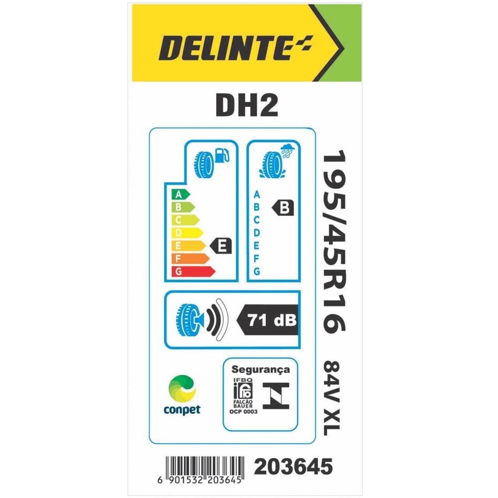Pneu Delinte Aro 16 195/45 R16 84V XL DH2
