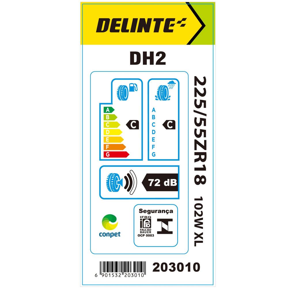 Pneu Delinte Aro 18 225/55 R18 102W XL DH2