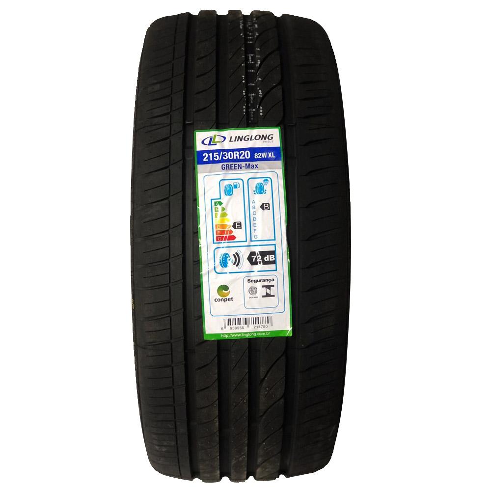 Pneu Linglong Aro 20 215/30 R20 82W Green Max Extra Load