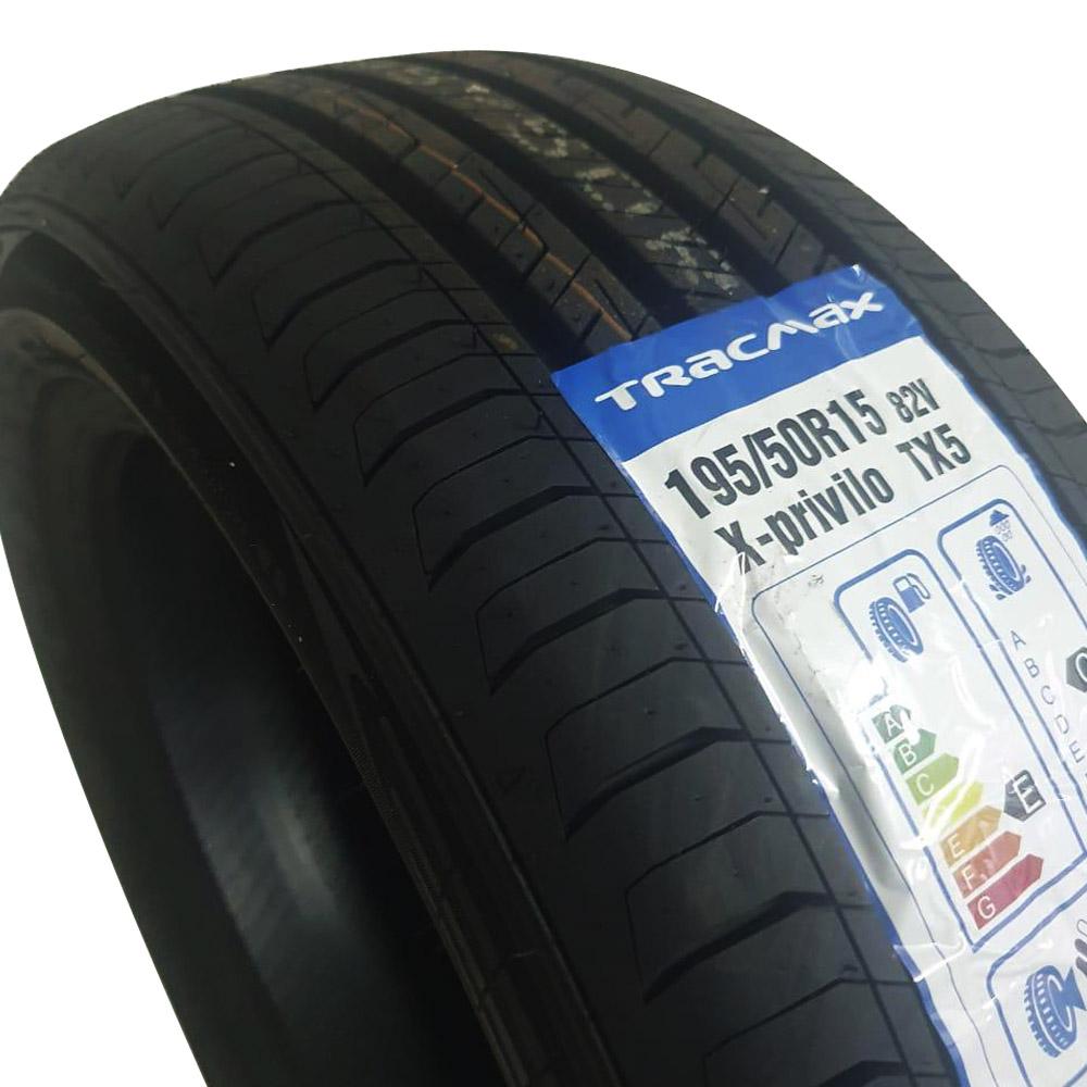 Pneu Tracmax Aro 15 195/50 R15 82V X Privilo TX5