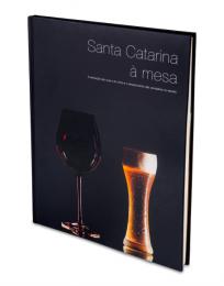 Livro Santa Catarina à Mesa