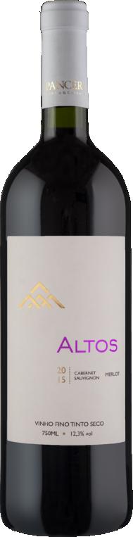 Altos Cabernet Sauvignon | Merlot  - Vinhos Panceri
