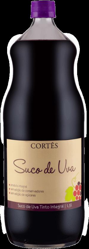 Cortês Suco De Uva 1,5L   - Vinhos Panceri