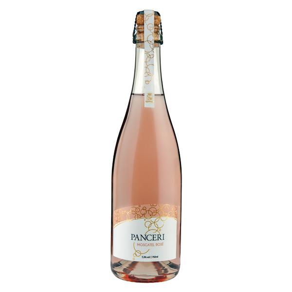 Espumante Moscatel Rosé  - Vinícola Panceri