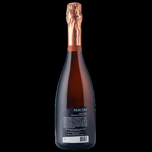 Panceri Brut Charmat (Prosecco)   - Vinhos Panceri