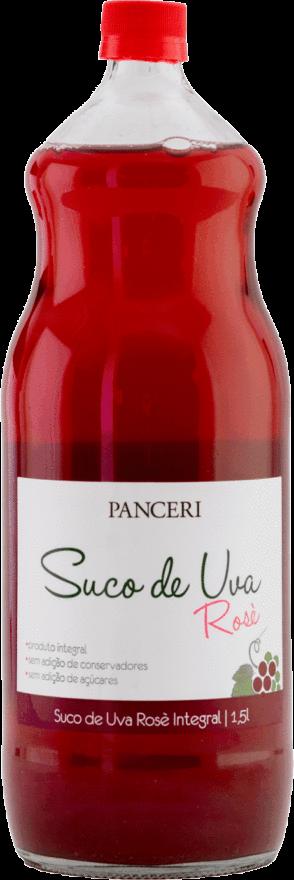Panceri Suco Rose Integral 1,5L   - Vinhos Panceri
