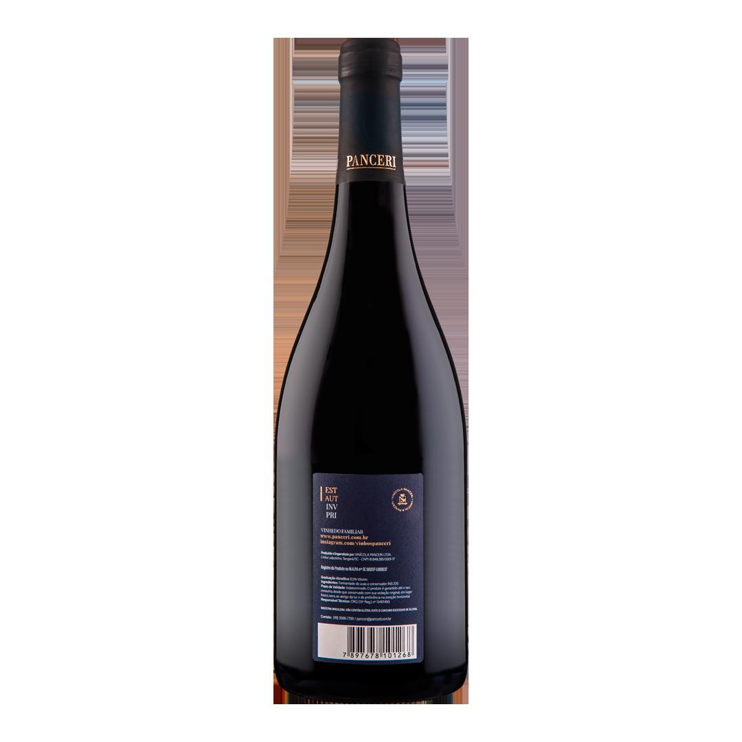 Vinho Fino Tinto Seco Barbera  - Vinícola Panceri