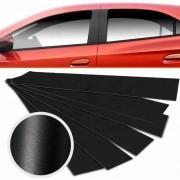 Adesivo Coluna Carro 4 Portas Universal