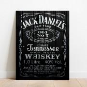 Placa Decorativa Bar Jack Daniells Old Time Old n7
