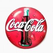 Placa Decorativa Coca-Cola em MDF 9mm