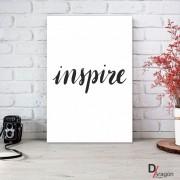 Quadro Decorativo Série Love Collection Inspire
