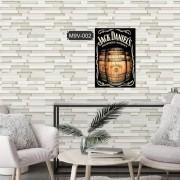 Quadro MDF 9mm Vintage Jack Daniels