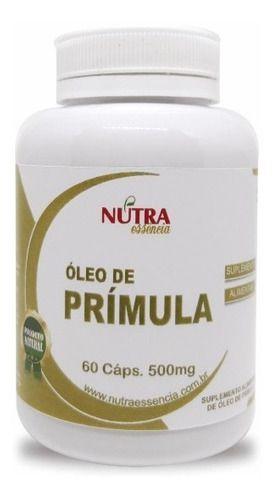 Óleo De Primula 60 Caps