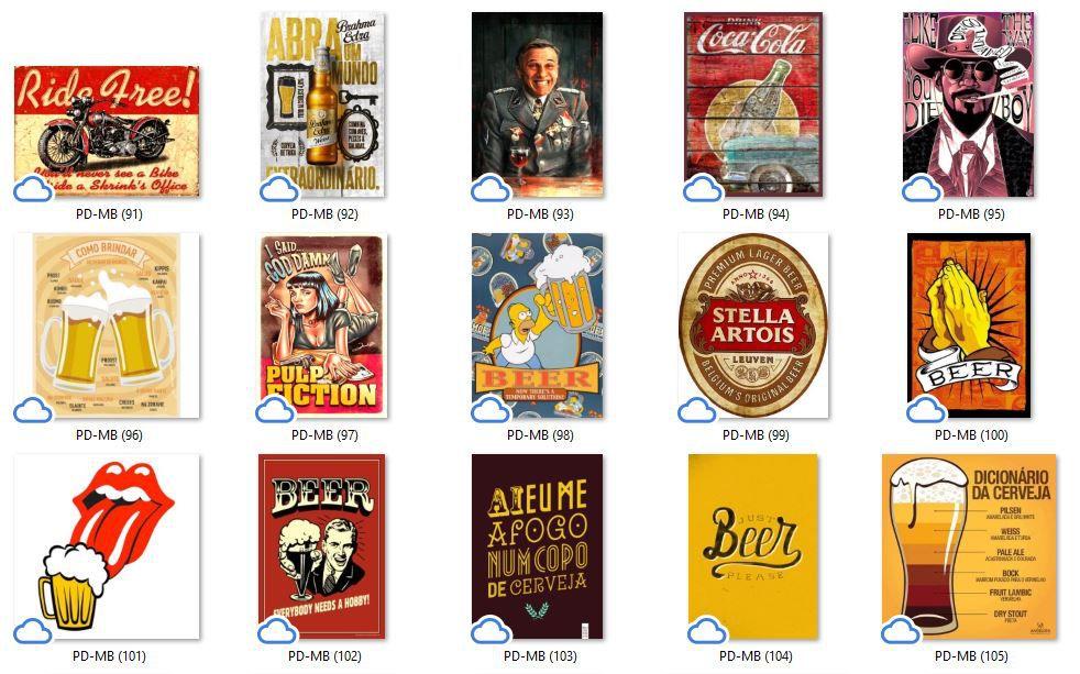 Placa Decorativa Bar Não Tomo Juízo Tomo Cerveja