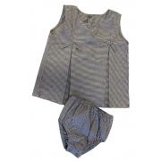 CONJUNTO INFANTIL vestido + calcinha