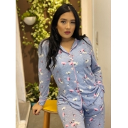 Pijama Cardigan
