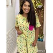 Pijama Girafinhas