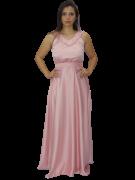 Vestido Blusê Rosa