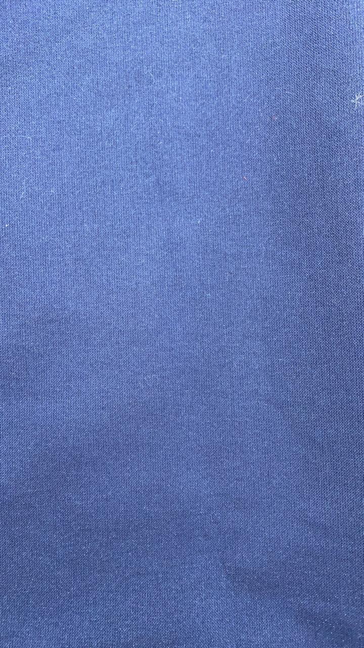 Linho Panamá azul  - CIA. DO AJUSTE