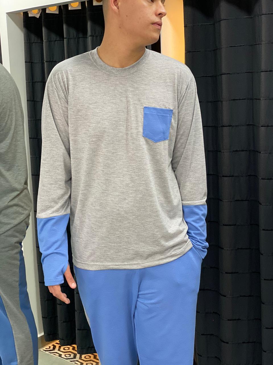 Pijama Pluminha