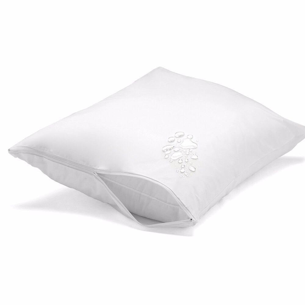 Capa protetora p/travesseiro 50x70 Única