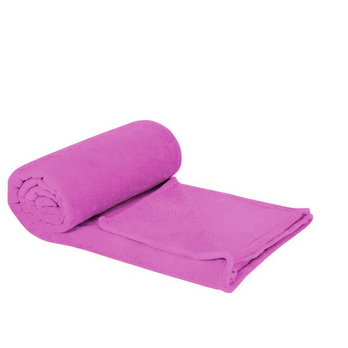 Manta Cobertor Sofisticata Queen 220x240 FUCSIA