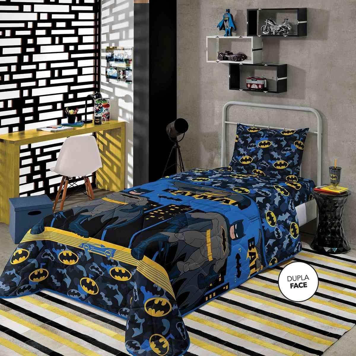 Edredom Infantil 150x220 BATMAN