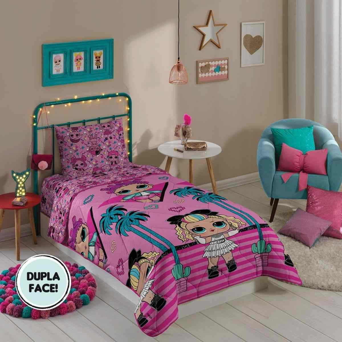 Edredom Infantil 150x220 - LOL