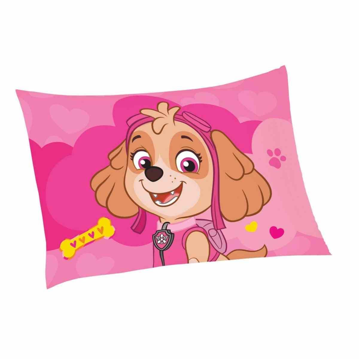 Fronha infantil 50x70 Patrulha Canina