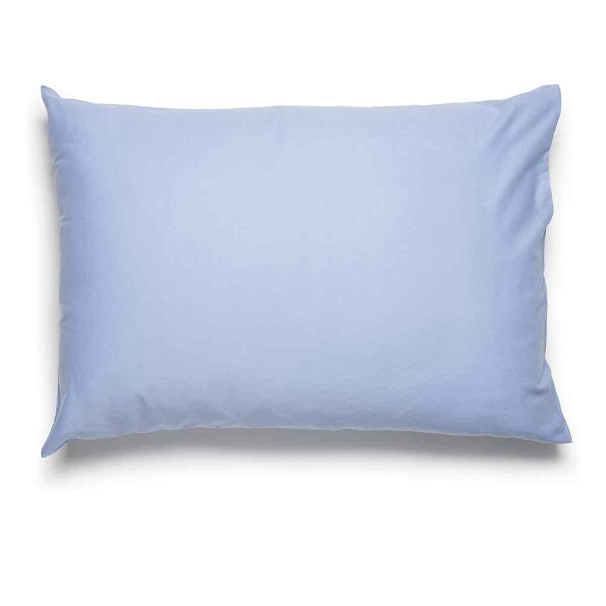 Fronha royal lisa 50x70 Azul
