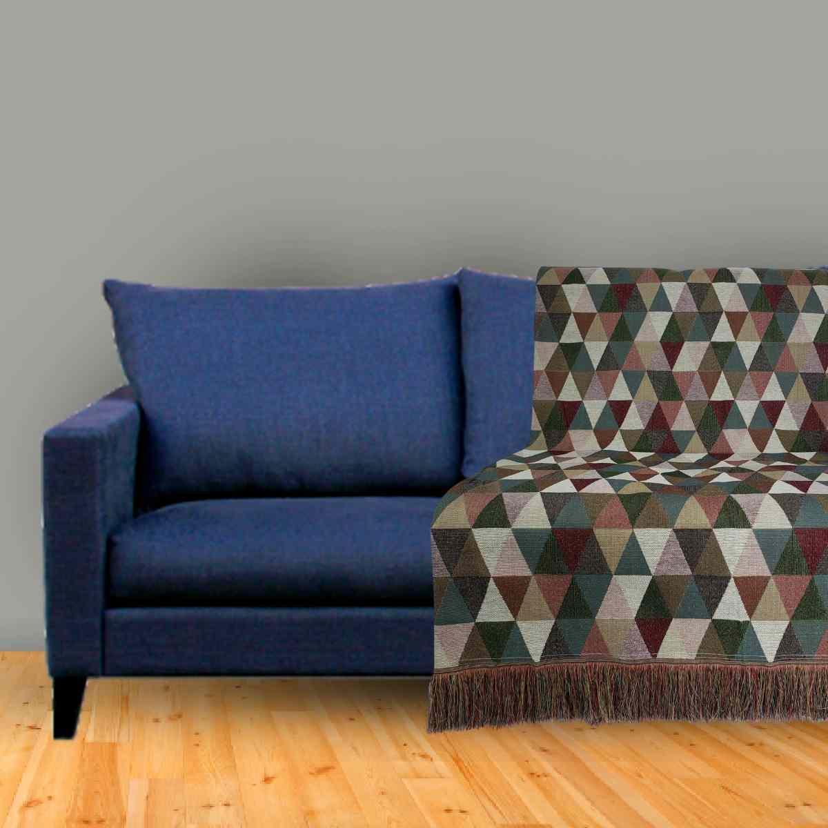 Manta sofa jacquard 140x140 DES 009