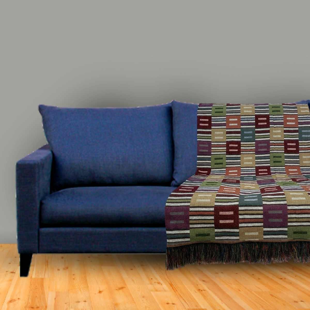 Manta sofa jacquard 140x140 DES 233