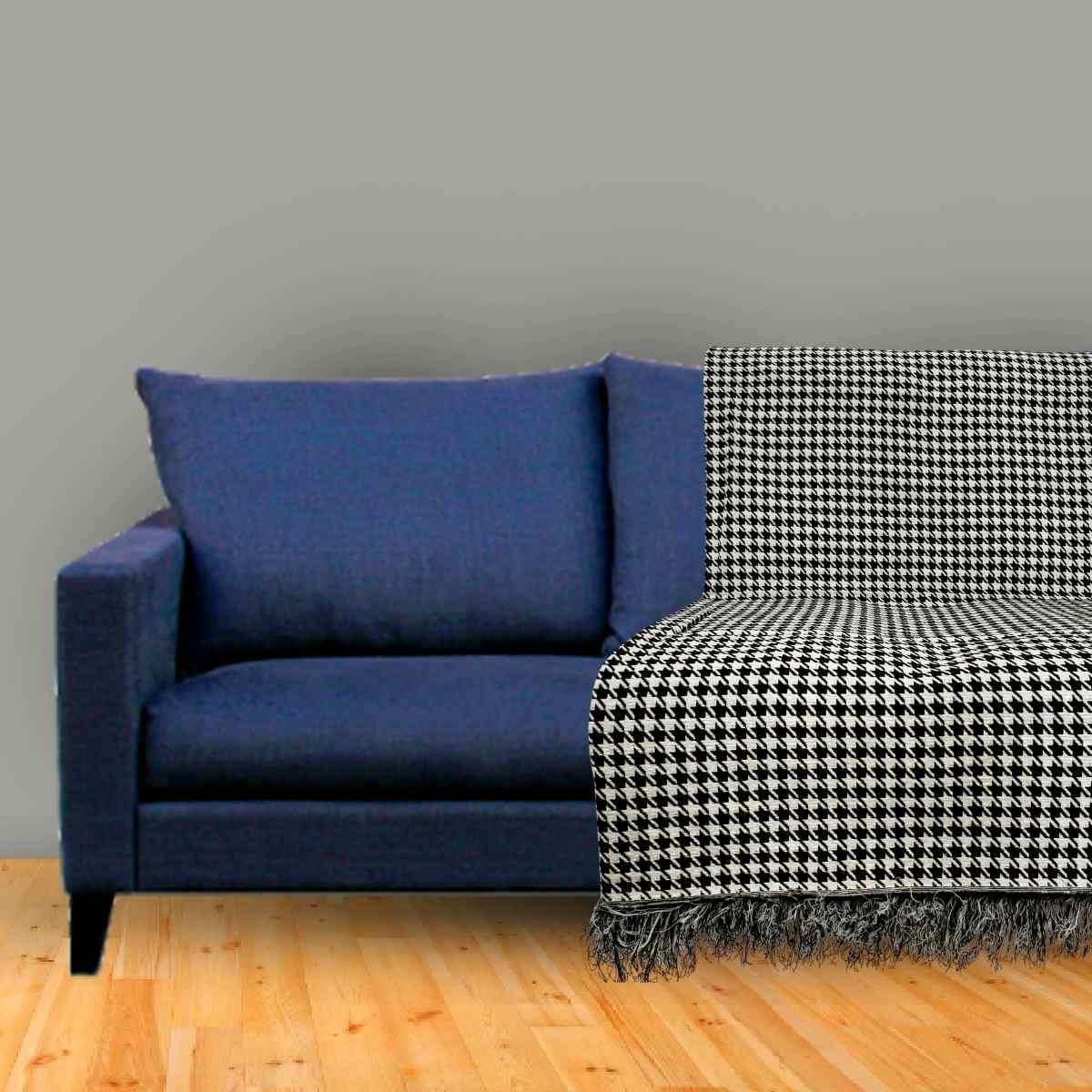 Manta sofa jacquard 140x140 DES29