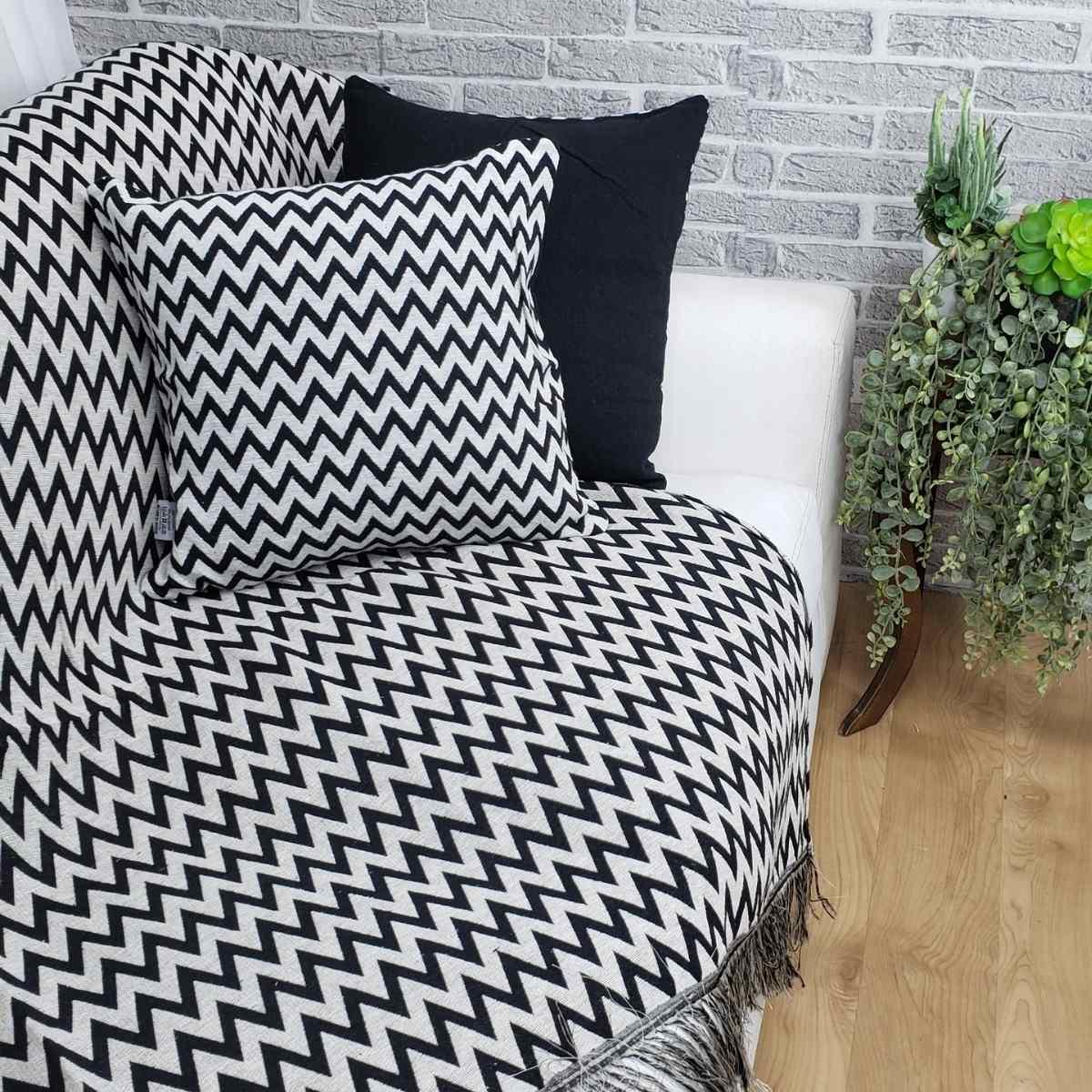 Manta sofa jacquard 140x200 DES 147