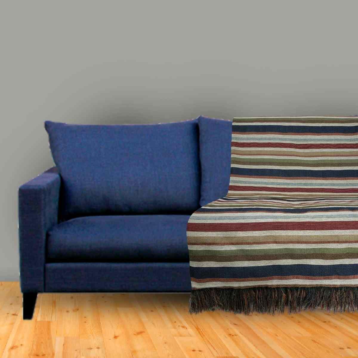 Manta sofa jacquard 140x240 DES 01