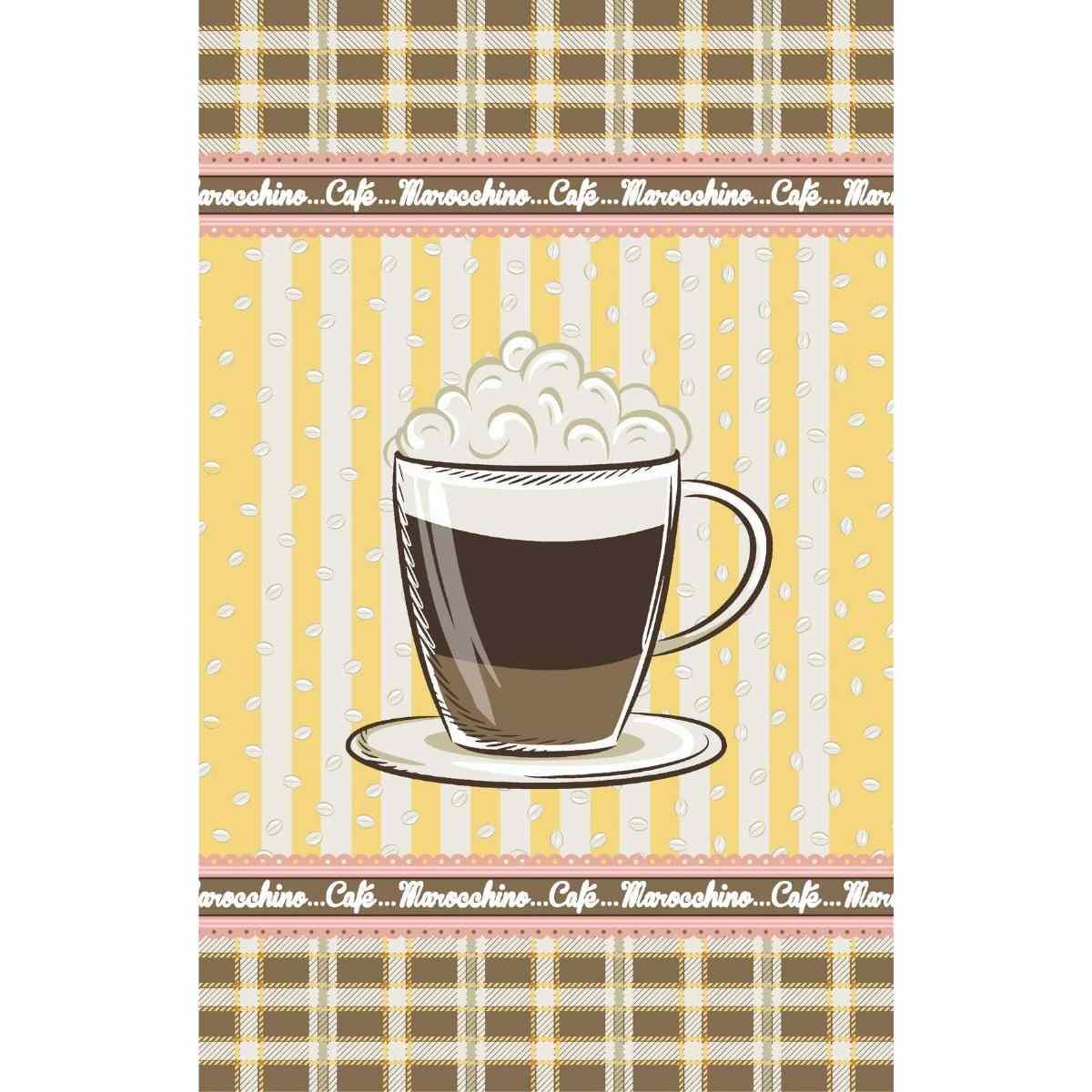 Pano de Copa 41x64 - Cafezinho 4