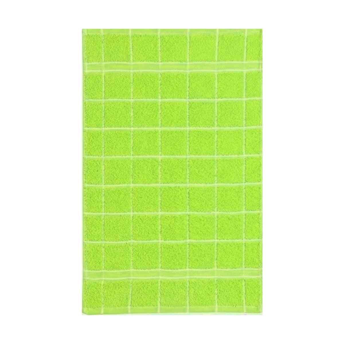 Pano de Copa Grid Verde Limão