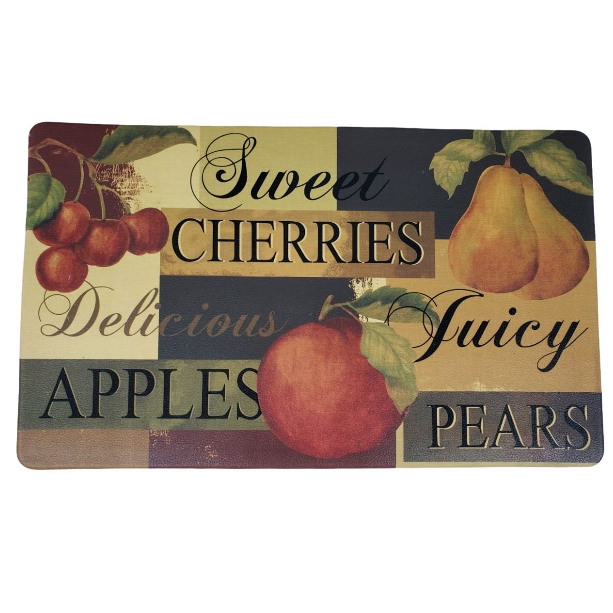 Tapete Gourmet Cherries 47x76